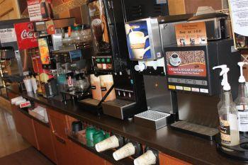 Wee Winks Market, Fresh Brewed Coffee